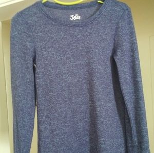 Justice lightweight sweater top